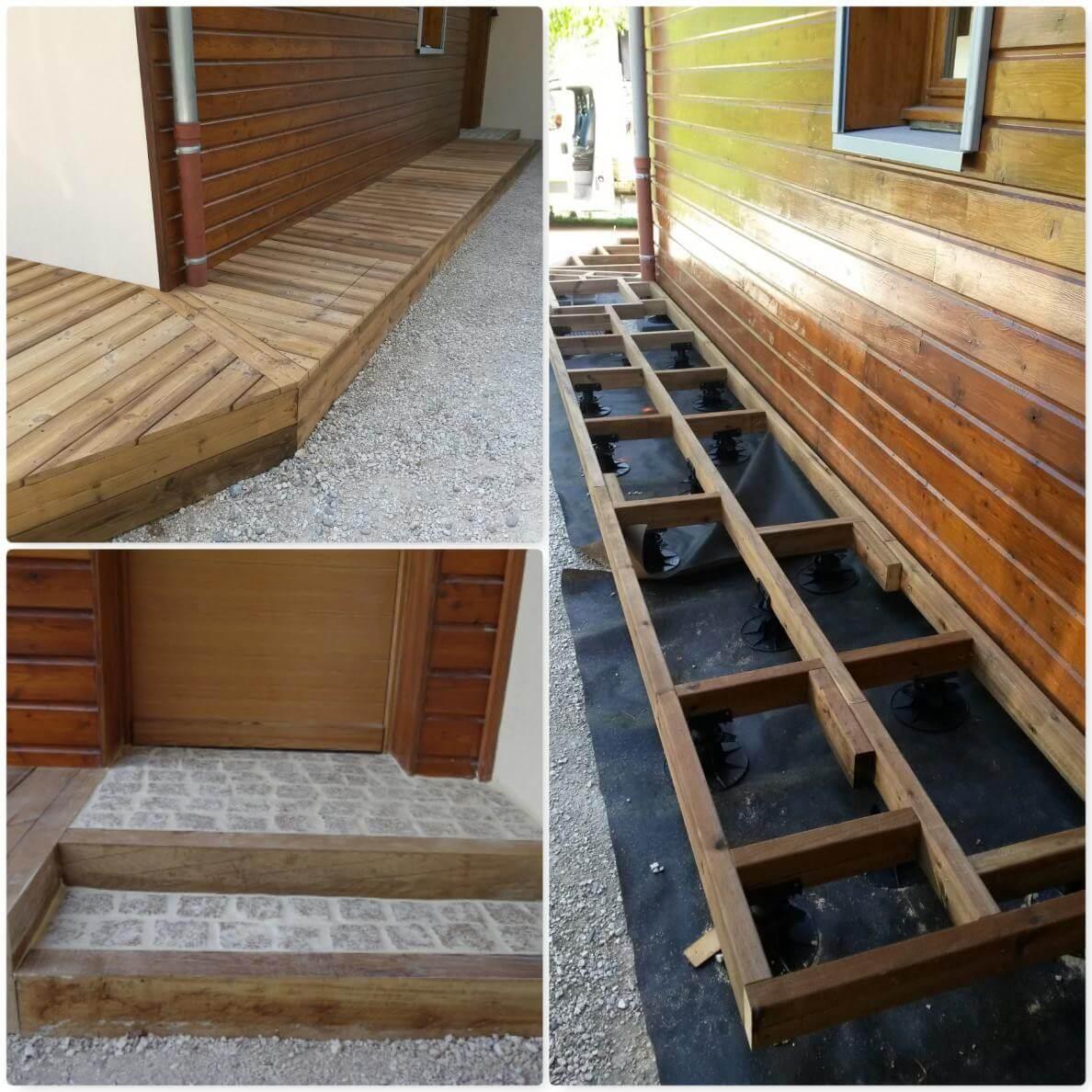 realisation terrasse bois elegant terrasse bois orl ans loire eco bois avec realisation. Black Bedroom Furniture Sets. Home Design Ideas