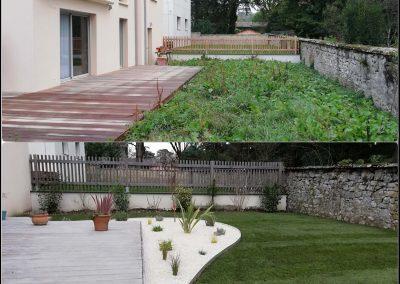 création de jardin